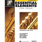 Essential Elements for Band - Trumpet 1 Book/Online Audio